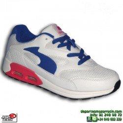 Zapatilla Camara de AIRE John Smith RESO Niña blanca estilo Nike AIR MAX Classic BW sneakers Footwear junior personalizar