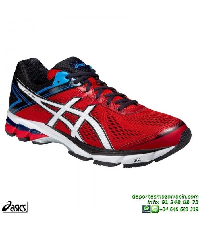 zapatillas asics running hombre pronador