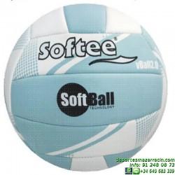 Balon VOLEYBOL SOFTBALL 2.0 softee voley escolar economico 0001739 colegio