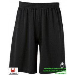UHLSPORT Pantalon Corto CENTER BASIC II SHORT Futbol NEGRO 1003058.06 color equipacion short deporte talla hombre