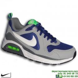 Nike AIR MAX TRAX junior gris Zapatilla CAMARA DE AIRE 644453-401 niño chica chico personalizar