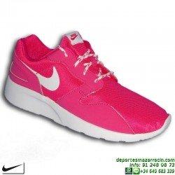 Nike KAISHI ROSA Zapatilla ROSHE RUN 705492-600 calzado mujer chica shoes sneakers footwear moda calle personalizar