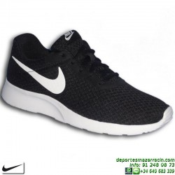Nike TANJUN NEGRA Zapatilla ROSHE RUN 812654-011 SNEAKERS personalizar footwear deporte moda calle