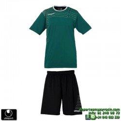 UHLSPORT Conjunto MATCH TEAM KIT women Futbol color VERDE 1003168.07 mujer femenino equipacion camiseta pantalon