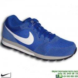 Nike MD RUNNER 2 AZUL ROYAL Zapatilla clasica hombre 749794-411 FOOTWEAR SPORTWEAR personalizar