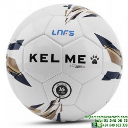 KELME ASTEROID 16 BALON REPLICA OFICIAL LNFS 15/16 indoor futbol sala