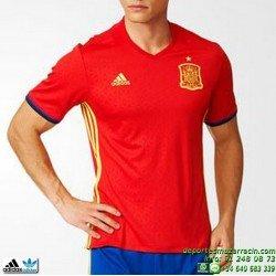 Camiseta ESPAÑA EUROCOPA 2016 ROJA Adidas Oficial