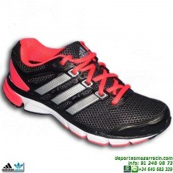 Adidas NOVA STABILITY W Zapatilla running Mujer Negro S81713 correr run footwear sport calzado personalizable