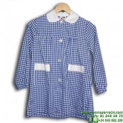 Lerena Babi de Bichi AZUL uniforme Lerena colegio valdemoro