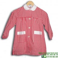 Lerena Babi de Bichi ROJO uniforme Lerena colegio valdemoro