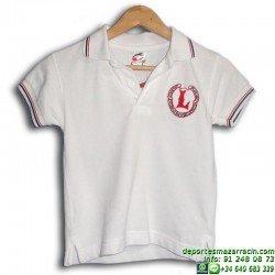 polo uniforme Lerena colegio valdemoro