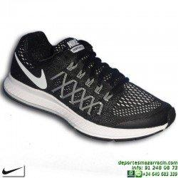 Nike AIR ZOOM PEGASUS 32 CHICA Zapatilla Running NEGRO 759968-004 mujer correr atletismo pisada neutra PERSONALIZAR