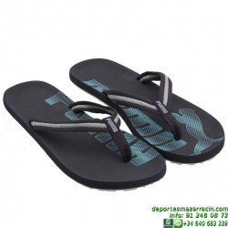 Chancla Puma EPIC FLIP sandalia gris-azul