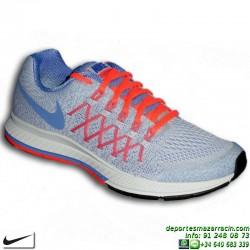 Nike AIR ZOOM PEGASUS 32 CHICA Zapatilla Running Celeste