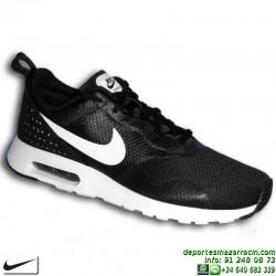 Nike AIR MAX TAVAS NEGRA Sneakers Zapatillas Hombre 705149-009