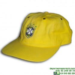 Gorra NIKE BRASIL Cap Amarilla 550573-703 visera