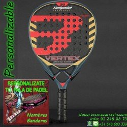 Bullpadel VERTEX LIMITED 2016 pala padel personalizable