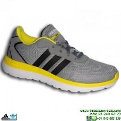 Adidas CLOUDFOAM SPEED Zapatilla Deportiva Gris AQ1431 PLANTILLA GEL hombre