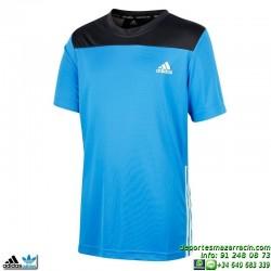 Camiseta Adidas deporte Junior YB G GU TEE Azul Manga Corta AK2544 niño