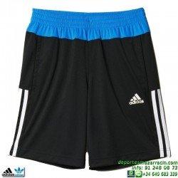 Pantalon Corto Adidas deporte Junior YB G GU KN Short Negro AK2552