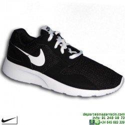 Nike KAISHI negro-blanco Sneakers Chica estilo ROSHE RUN 705489-002