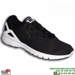 Sneakers John Smith RUDE Negro-Blanco Estilo ADIDAS ZX FLUX zapatilla hombre personalizable