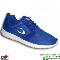 Sneakers John Smith UROS Azul Estilo ROSHE RUN zapatilla moda hombre personalizable