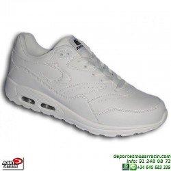 Deportiva AIR MAX John Smith RISEN L piel Blanca Nike Classic BW hombre zapatilla sneakers personalizar
