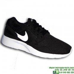 Nike KAISHI Negro-Blanco Sneakers Hombre Estilo ROSHE RUN 651473-010