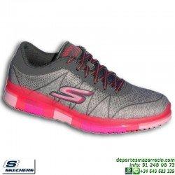 Skechers GO FLEX WALK ABILITY Calzado Mujer Memory Foam 14011/GYHP