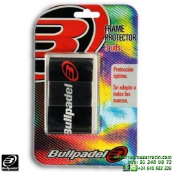 Protector Pala de padel Bullpadel negro 476026-005 frame