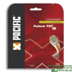 Cordaje Pacific FUTURA TXT 16 CuerdaTenis