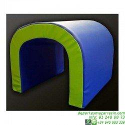 TUNEL Figura espuma 60x50x60cm softee psicomotricidad