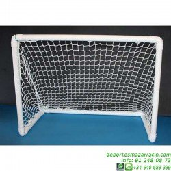Porteria multiusos PVC 100x65 softee hockey