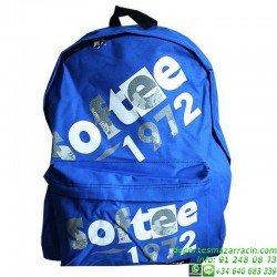 Mochila Escolar Economica 1972 Softee 0027443 Azul