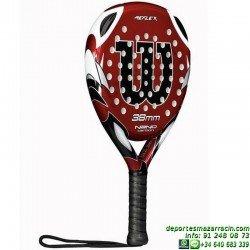Pala de Padel WILSON REFLEX WRT956200 personalizable