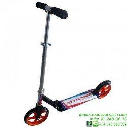 PATINETE MAXI Scooter Urbano ajustable softee