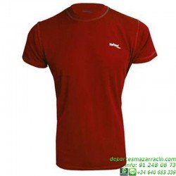 Camiseta TECNICA DRY Rojo Economica