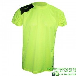 Camiseta DEPORTE FULL Economica colores hombre Niño deporte manga corta