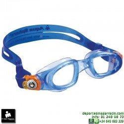 Gafa Natación Aqua Sphere MOBY Junior Azul