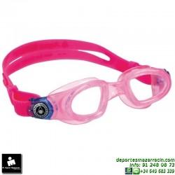 Gafa Natación Aqua Sphere MOBY KID  Niña 167-910 rosa