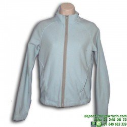 Chaqueta FORRO POLAR Mujer FILA SWEAT FULL ZIP 6003941-347 Azul