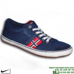 Sneakers John Smith LAIS Azul Marino zapatilla moda calle