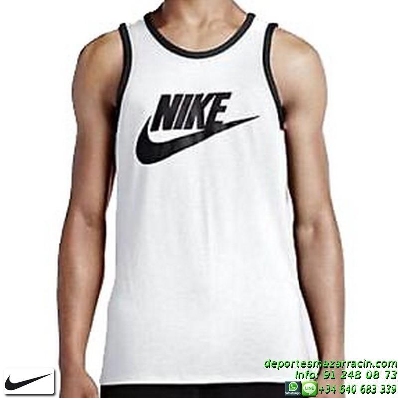 camiseta tirantes adidas hombre