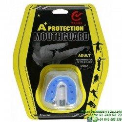 Protector Bucal WACOKU Doble Densidad Adulto Mouth Guard