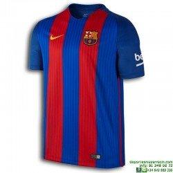 Camiseta Junior FC BARCELONA 2016-2017 Azulgrana Nike 777029-481 STADIUM equipacion niño