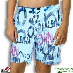 Bañador Bermuda John Smith BABU junior Estampado Azul niño playa piscina