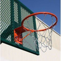 RED ARO BALONCESTO JUEGO ANTIVANDALICA softee basket nylon
