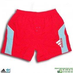 Bañador Bermuda ADIDAS BS SH BOYS SL Junior Rojo 635977 playa piscina niño