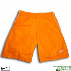 Bañador Bermuda NIKE BEACH SHORT Junior Naranja 219439-831 piscina playa niño